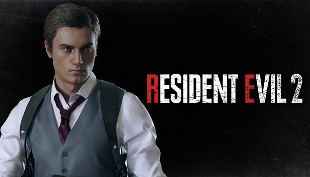 Resident Evil 2 Leon Costume Noir On Steam