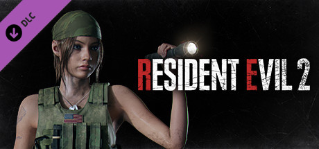 RESIDENT EVIL 2 - Claire Costume: Military