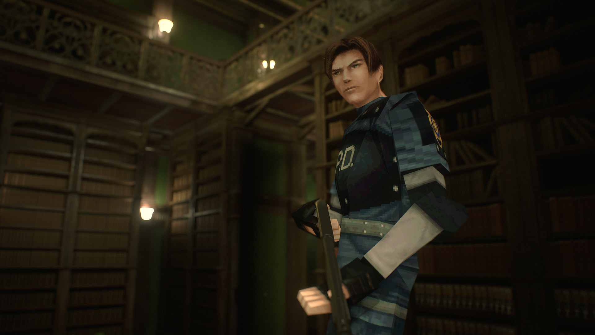 RESIDENT EVIL 2 - Leon Costume: '98 on Steam