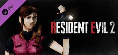 Steam DLC Page: RESIDENT EVIL 2 / BIOHAZARD RE:2