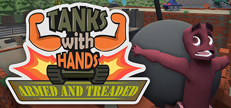 Tanks With Hands Armed and Treaded GAME-DARKSiDERS