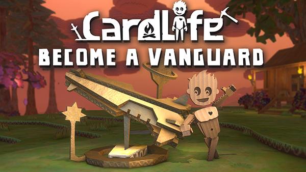 Telecharger CardLife: Cardboard Survival Gratuit + Crack Fr