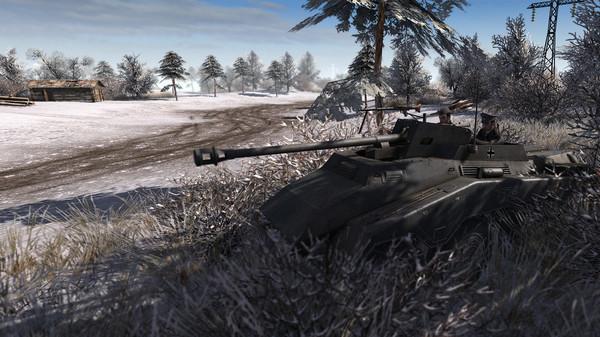 Скриншот №12 к Men of War Assault Squad 2 - Ostfront Veteranen