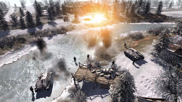 Скриншот №8 к Men of War Assault Squad 2 - Ostfront Veteranen