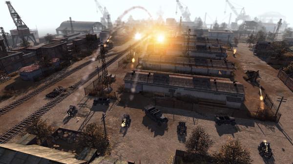 Скриншот №5 к Men of War Assault Squad 2 - Ostfront Veteranen