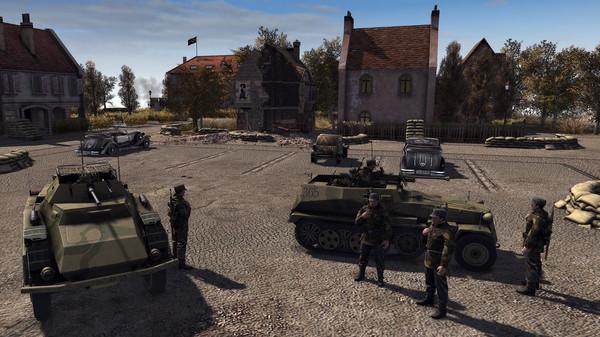 Скриншот №7 к Men of War Assault Squad 2 - Ostfront Veteranen