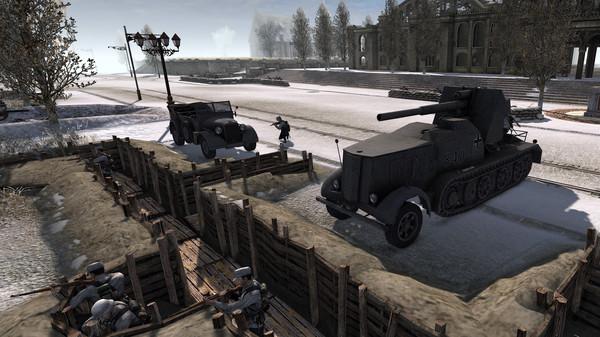 Скриншот №15 к Men of War Assault Squad 2 - Ostfront Veteranen