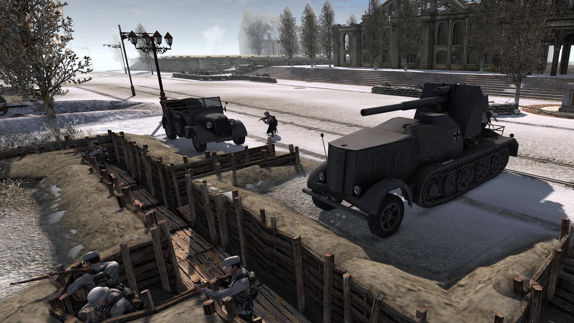 Скачать 3D модель В тылу врага: Штурм 2 | Men of War Assault Squad 2 (3.260.1) (PC, by SKIDROW, +5 DLC, Full, Ostfront Veteranen)