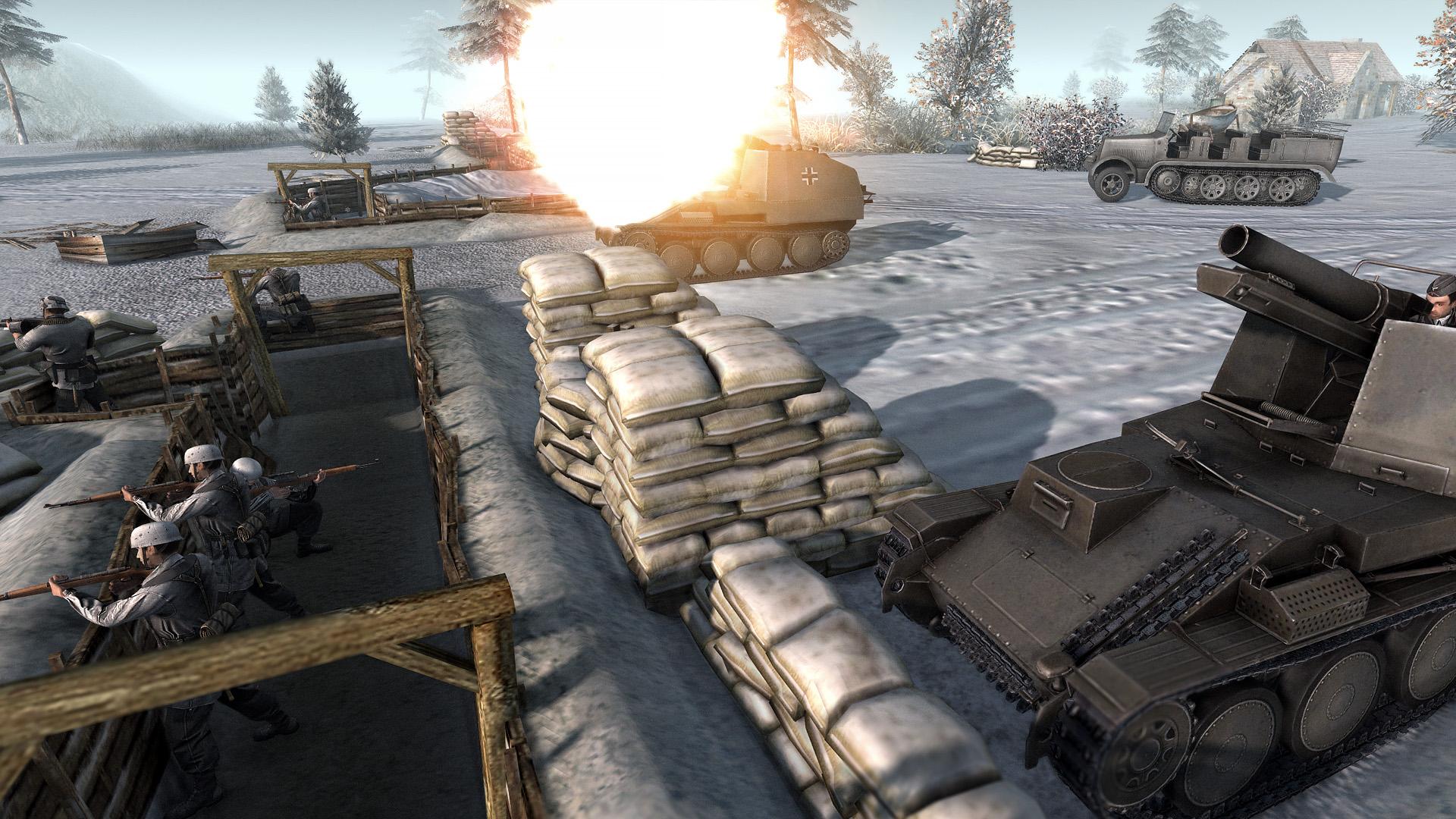 Men of War: Assault Squad 2 - Ostfront Veteranen 2018 pc game Img-3