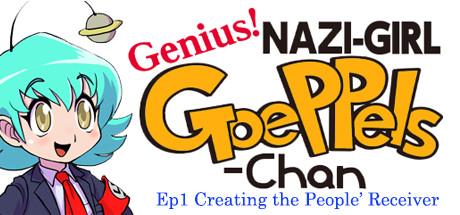 Genius! NAZI-GIRL GoePPels-Chan ep1