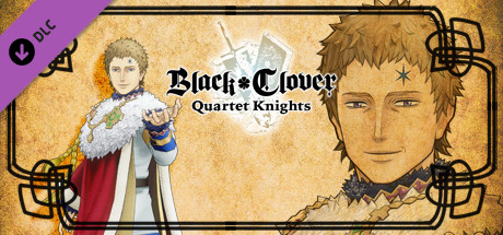 BLACK CLOVER: QK Royal Magic Knight Set - Wizard King