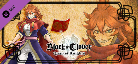 BLACK CLOVER: QUARTET KNIGHTS Royal Magic Knight Set - Red