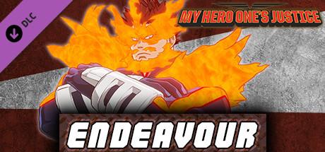 MY HERO ONES JUSTICE Playable Character: Pro Hero Endeavor
