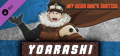 MY HERO ONES JUSTICE Playable Character: Inasa Yoarashi
