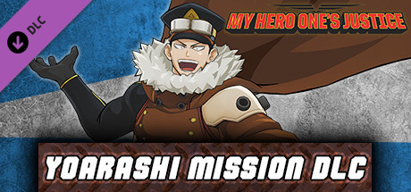 MY HERO ONES JUSTICE Additional Mission: Gale