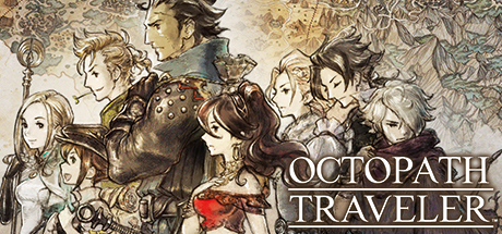 OCTOPATH TRAVELER cover art