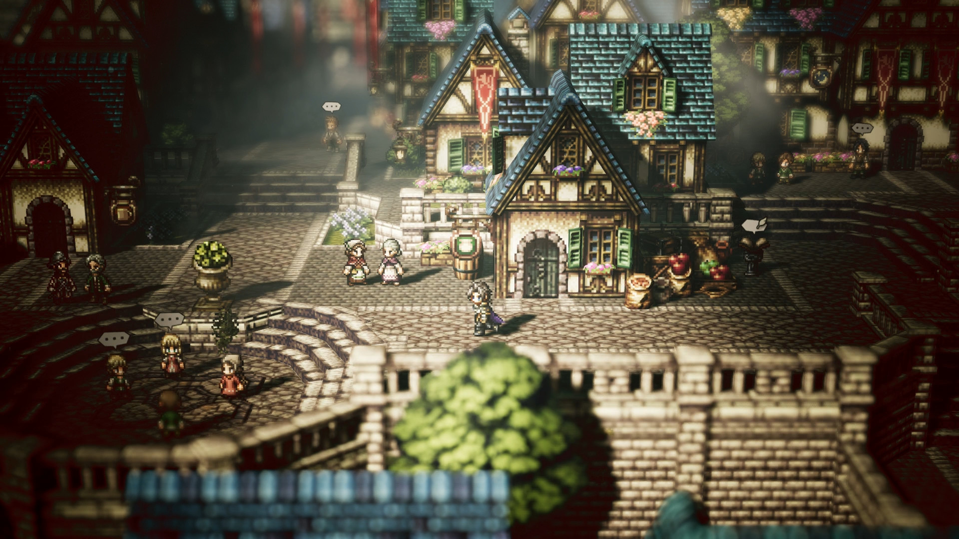 Find the best laptop for OCTOPATH TRAVELER™