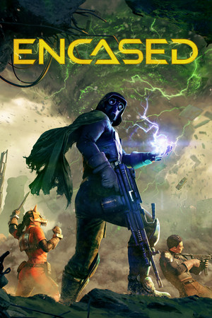Encased: A Sci-Fi Post-Apocalyptic RPG poster image on Steam Backlog