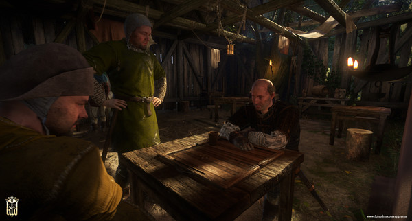 скриншот Kingdom Come: Deliverance – The Amorous Adventures of Bold Sir Hans Capon 3