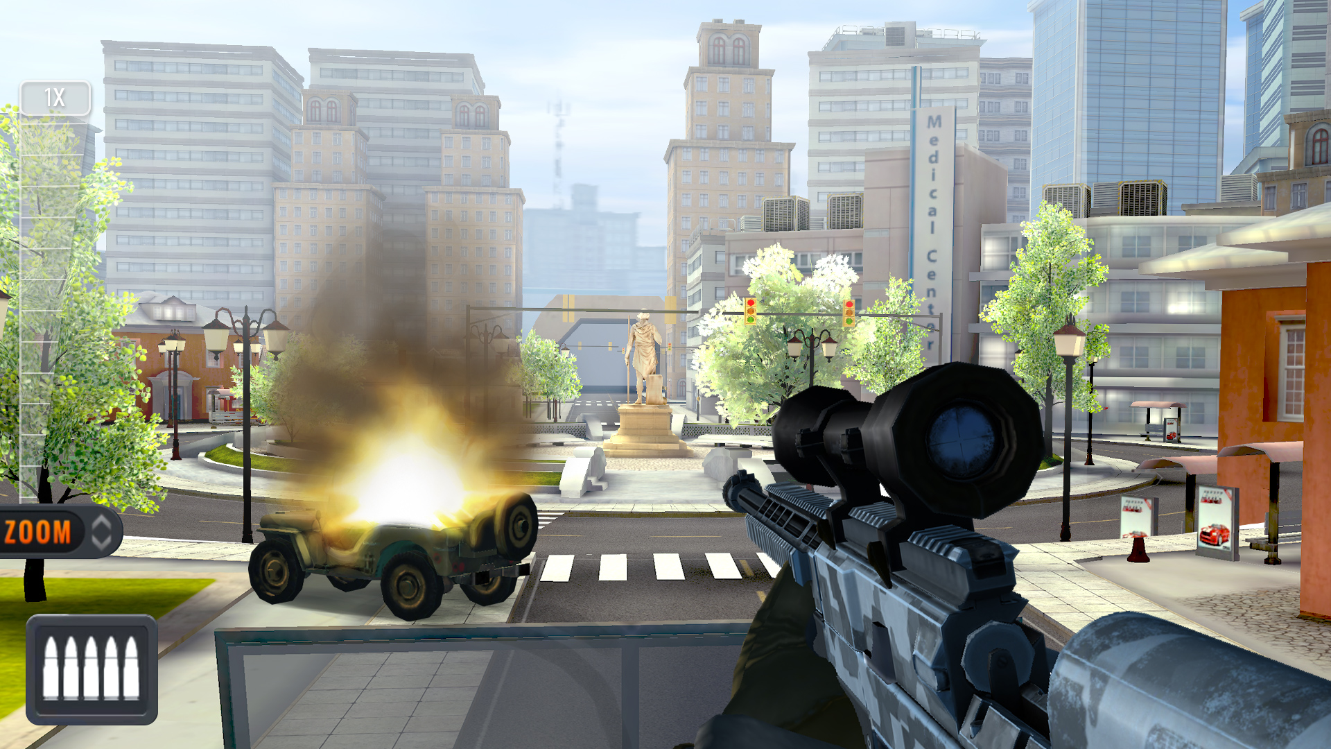 Sniper 3D Assassin: Free to Play on Steam