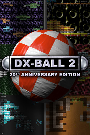 DX-Ball 2: 20th Anniversary Edition poster image on Steam Backlog