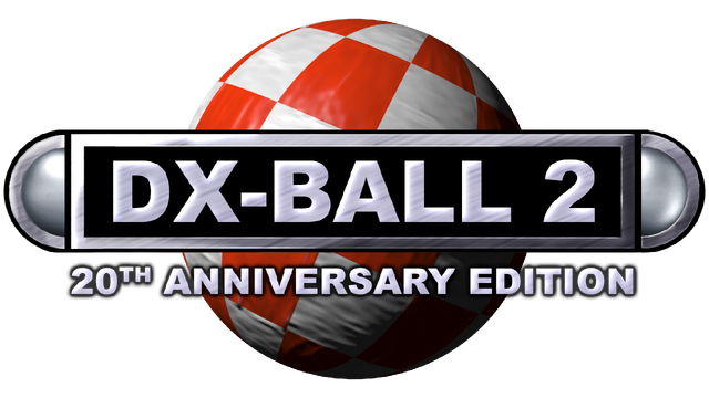 DX-Ball 2: 20th Anniversary Edition logo