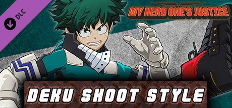 MY HERO ONE'S JUSTICE Playable Character: Deku (Shoot Style)