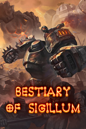 Bestiary of Sigillum poster image on Steam Backlog