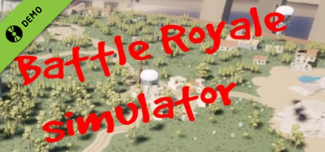 Battle royale simulator Demo