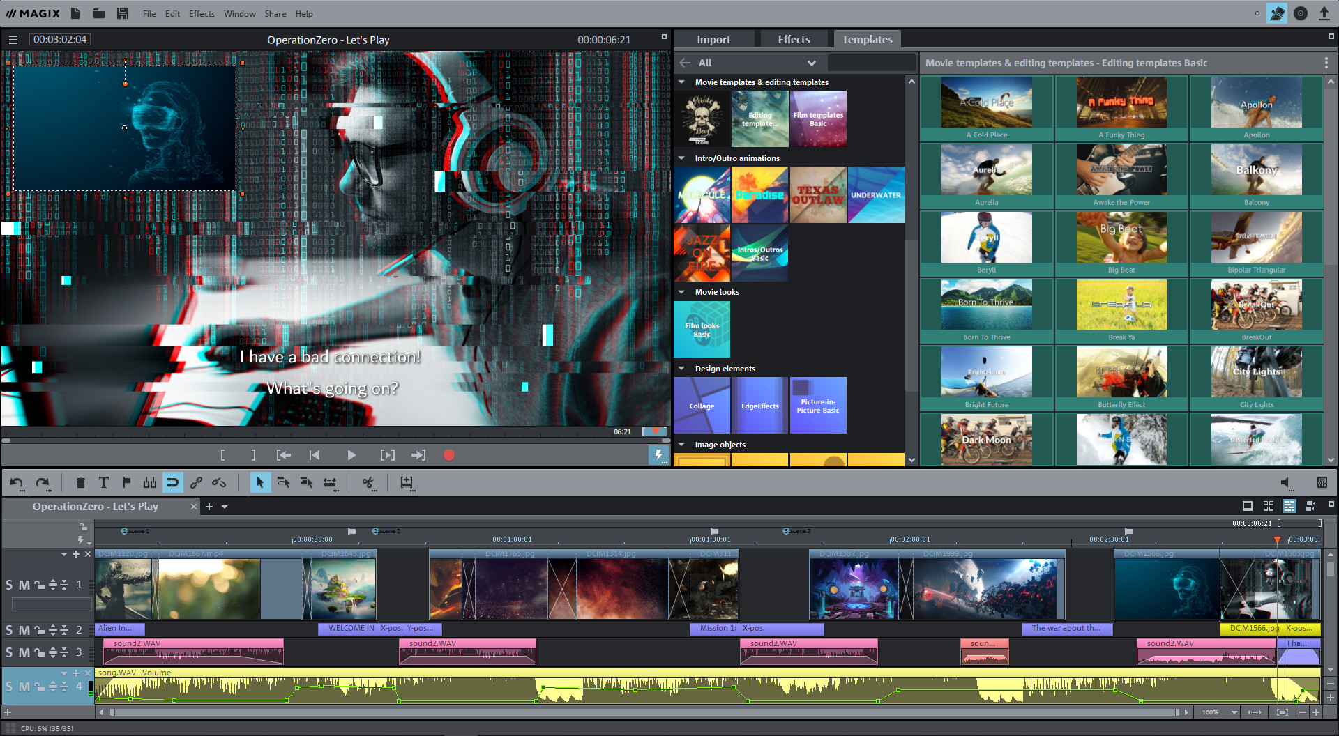 MAGIX Video Pro X Crack 17.0.1.31 Full Serial Key