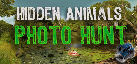 Hidden Animals : Photo Hunt. Seek and Find Game