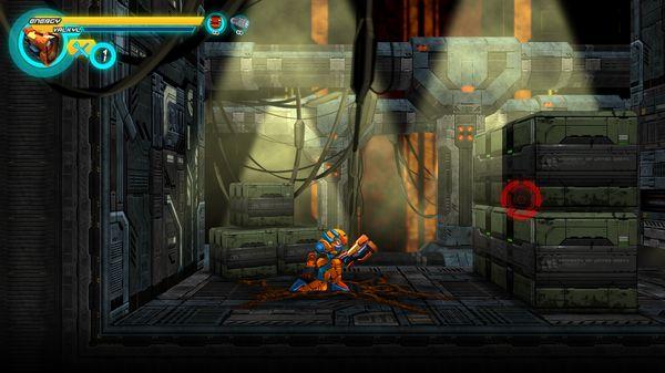 A.R.E.S.: Berzerker Suit (DLC)