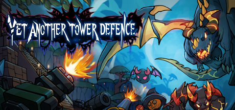 Yet another tower defence on Steam