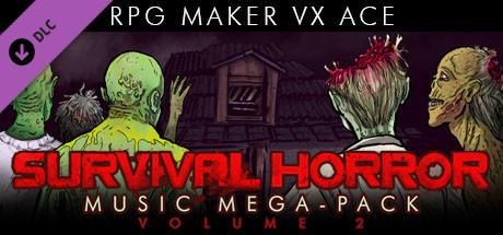 RPG Maker VX Ace - Survival Horror Music Mega-Pack Vol.2