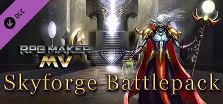 RPG Maker MV - Skyforge Battlepack