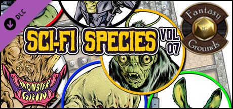 Fantasy Grounds - Sci-fi Species, Volume 7 (Token Pack)