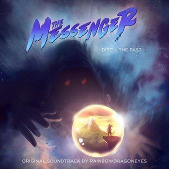 KHAiHOM.com - The Messenger Soundtrack - Disc I: The Past [8-Bit]