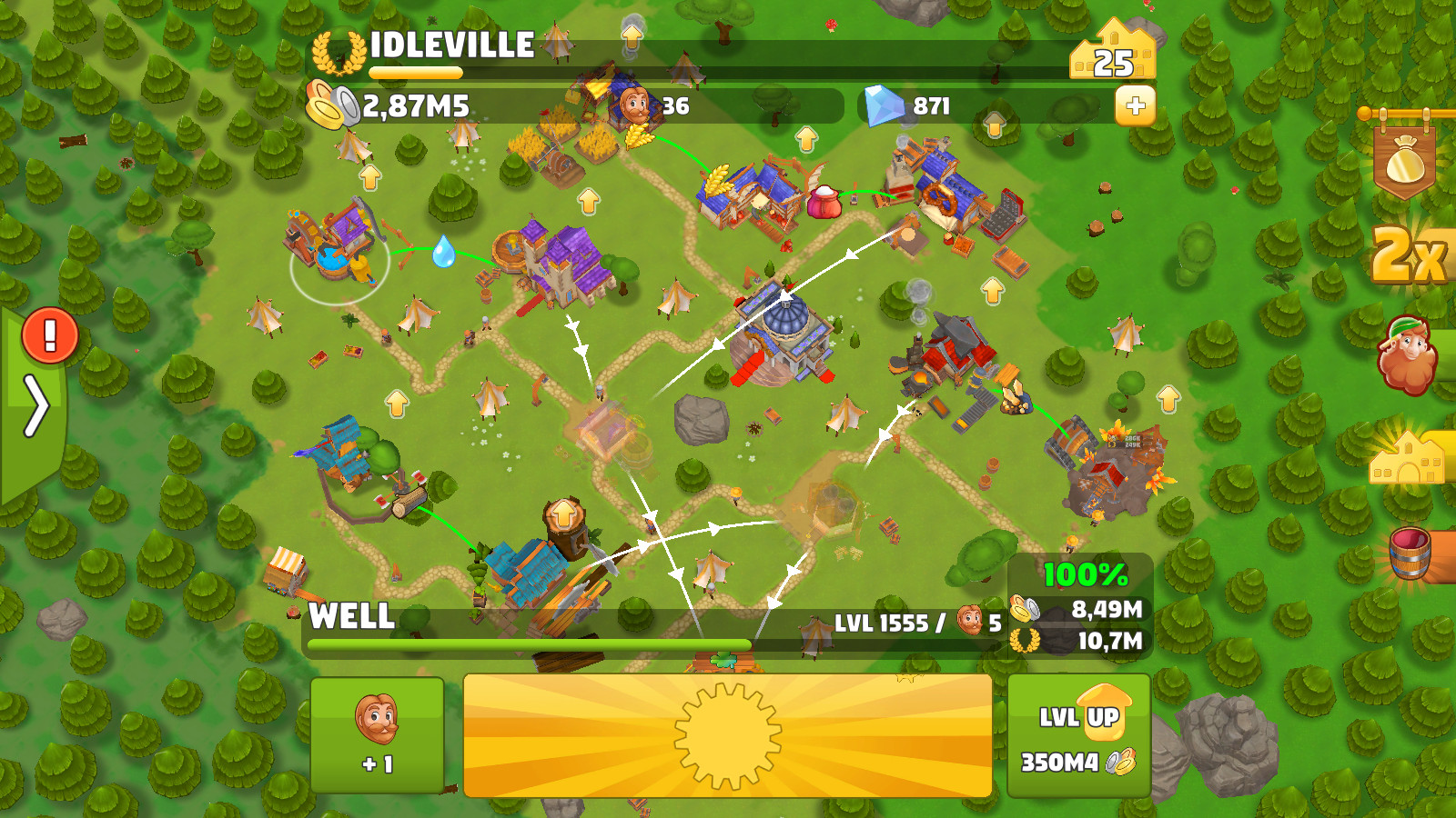 Idle Kingdom Builder on Steam