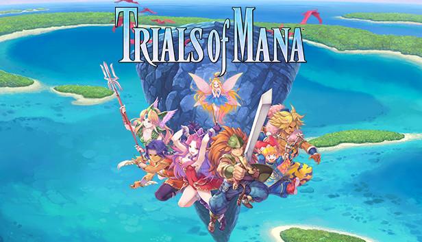 Сэкономьте 30% при покупке Trials of Mana в Steam