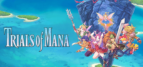 Pre-purchase Trials of Mana on Steam
