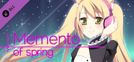 Memento of Spring - Soundtrack