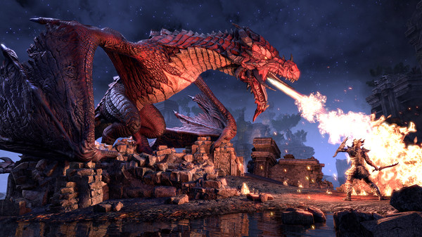 скриншот The Elder Scrolls Online - Elsweyr 5
