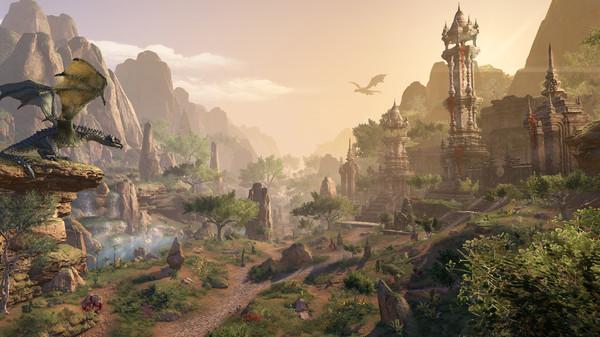 скриншот The Elder Scrolls Online - Elsweyr 2