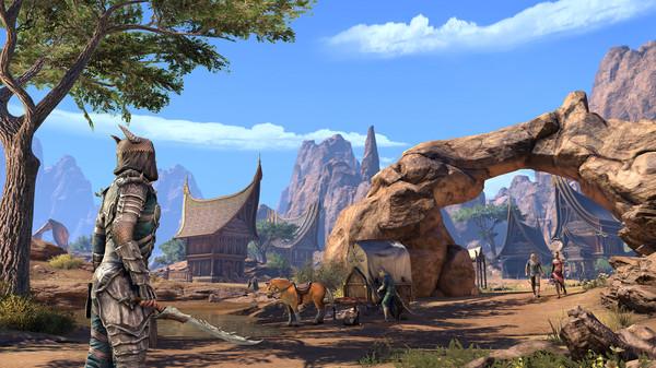 скриншот The Elder Scrolls Online - Elsweyr 4