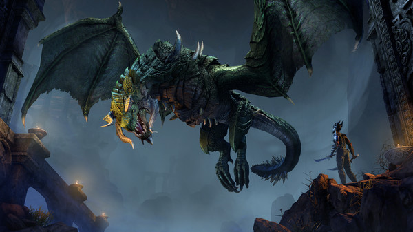 скриншот The Elder Scrolls Online - Elsweyr 1