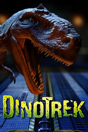 DinoTrek poster image on Steam Backlog