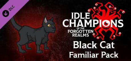 Idle Champions - Black Cat Familiar