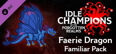 Idle Champions - Faerie Dragon Familiar