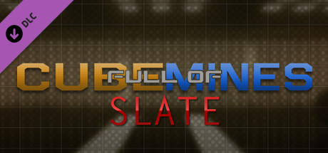 Cube Full of Mines : Slate Theme · Cube Full of Mines : Slate Map · AppID:  925380
