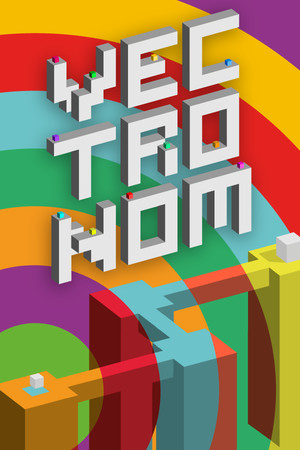 Vectronom poster image on Steam Backlog